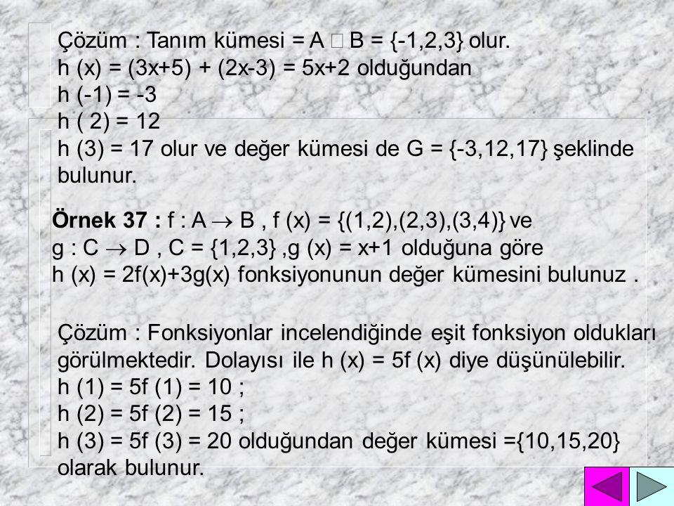 h (x) = ( f.g ) (x) = f (x).