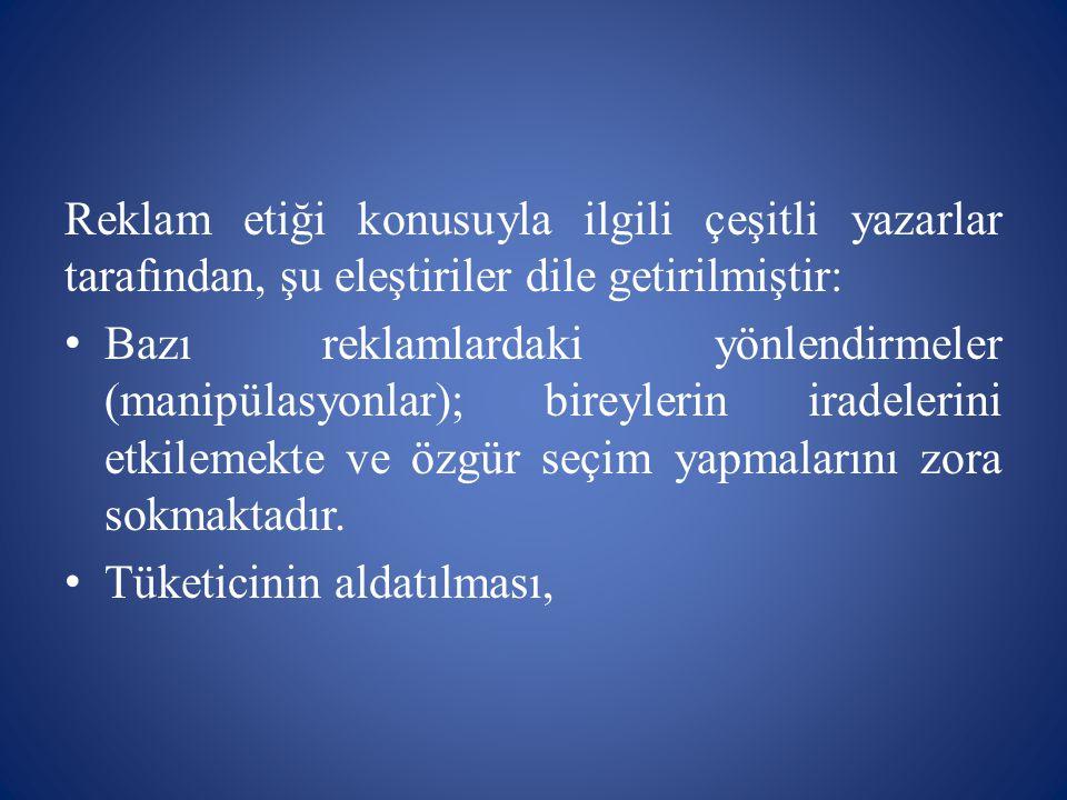 Değişkenler Ortalamalar F p Niğde Üniversitesi Nevşehir HBV Üniversitesi Kadın, erkek ve çocukların manipülasyonu boyutu 3,55924,093333,357,000 Sosyal ve dil boyutu3,2223,542914,584,000 Aldatma ve yanıltma boyutu3,4363,803622,118,000 Aşırı tüketim ve seçim hakkı boyutu 3,25073,54139,428,002 Hotelling sTrace Değeri: 0,081 F: 9,267 p: 0,000 Kadın, erkek ve çocukların manipülasyonu boyutu 3,55924,093333,357,000 Sosyal ve dil boyutu3,2223,542914,584,000 Aldatma ve yanıltma boyutu3,4363,803622,118,000 Aşırı tüketim ve seçim hakkı boyutu 3,25073,54139,428,002