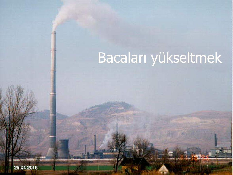 Akdur 2001 Hava Kirliliği44 Bacaları yükseltmek 25.04.2015