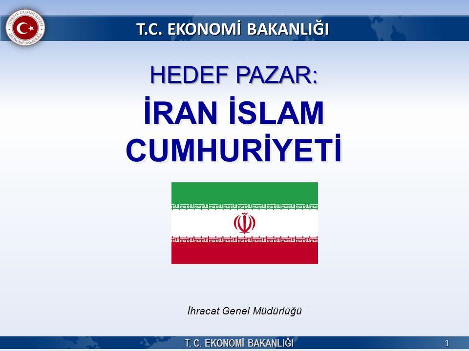 2 Sunum İçeriği: 1.İran: Temel Bilgiler 2.İran Ekonomisi 3.Nükleer Müzakereler 4.İran'ın Dış Ticareti 5.Türkiye – İran Ticareti 6.Tercihli Ticaret Anlaşmamız 7.Güçlü ve Zayıf Yönler Analizi 8.Pazara İlişkin Bazı Pratik Bilgiler SUNUM İÇERİĞİ