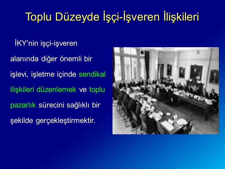 Yrd.Doç.Dr. Yıldırım Osman ÇETMELİ İnsan Kaynakları Yönetiminin Hukuki Boyutları