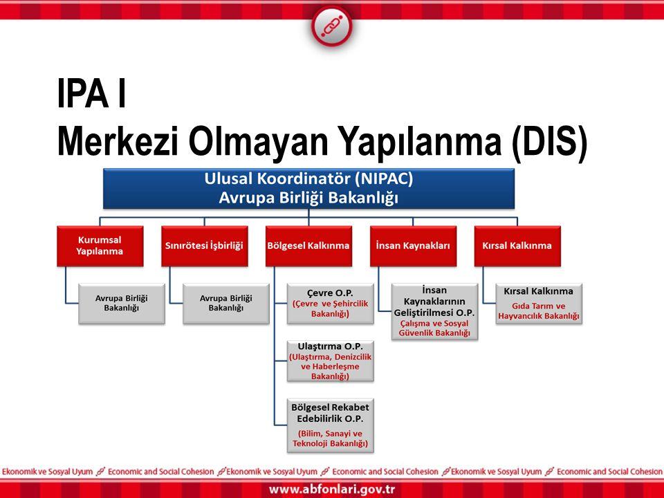 IPA I Merkezi Olmayan Yapılanma (DIS)