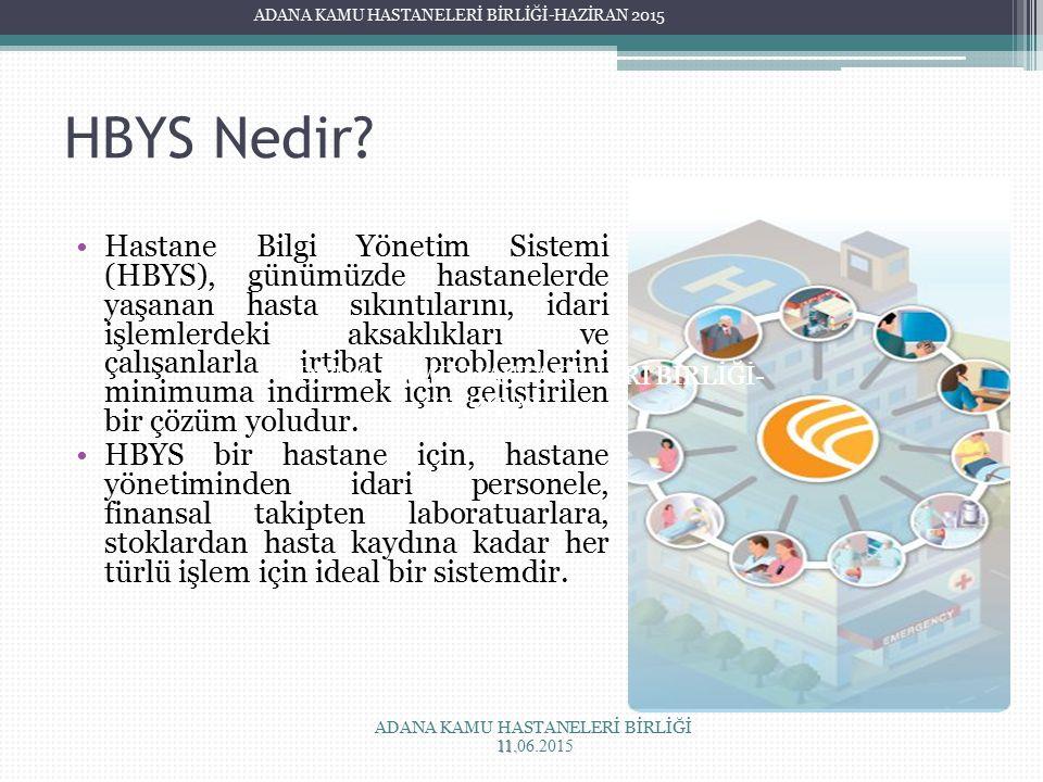 HBYS Nedir? Hastane Bilgi Yönetim Sistemi (HBYS), günümüzde hastanelerde yaşanan hasta sıkıntılarını, idari işlemlerdeki aksaklıkları ve çalışanlarla