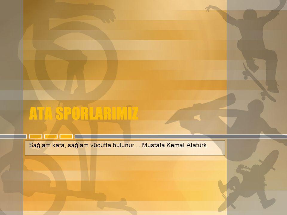 Cirit Türklerin yüzyıllardan beri oynadıkları bir Ata sporudur.Türkler bu Atlı oyunu Orta Asya dan günümüze taşımışlardır.
