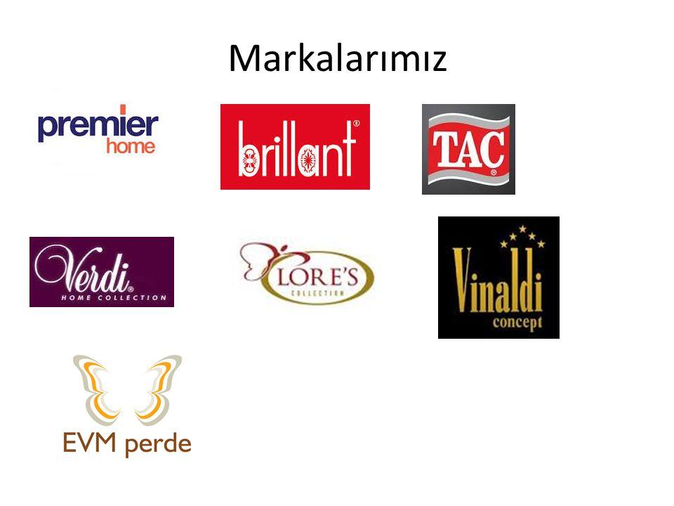 Markalarımız