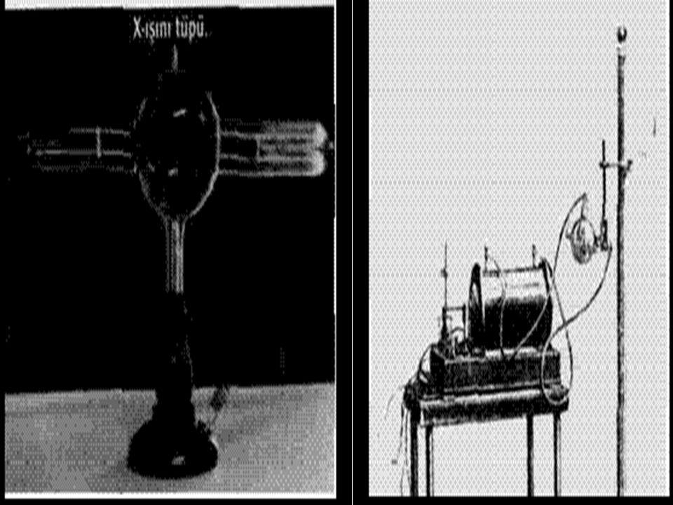 YAPABİLECEĞİ FİZİK OLAYLAR X-IŞINI SOĞURMASININ KALICI SONUÇLARI Transmisyon Kırılma Yansıma Polarizasyon Koherent saçılma İnkoherent saçılma Fotoelektrik olay Radyasyon tahribatı Sıcaklık artması Fotoelektrik iyonizasyon Genetik değişme Hücrenin ölümü