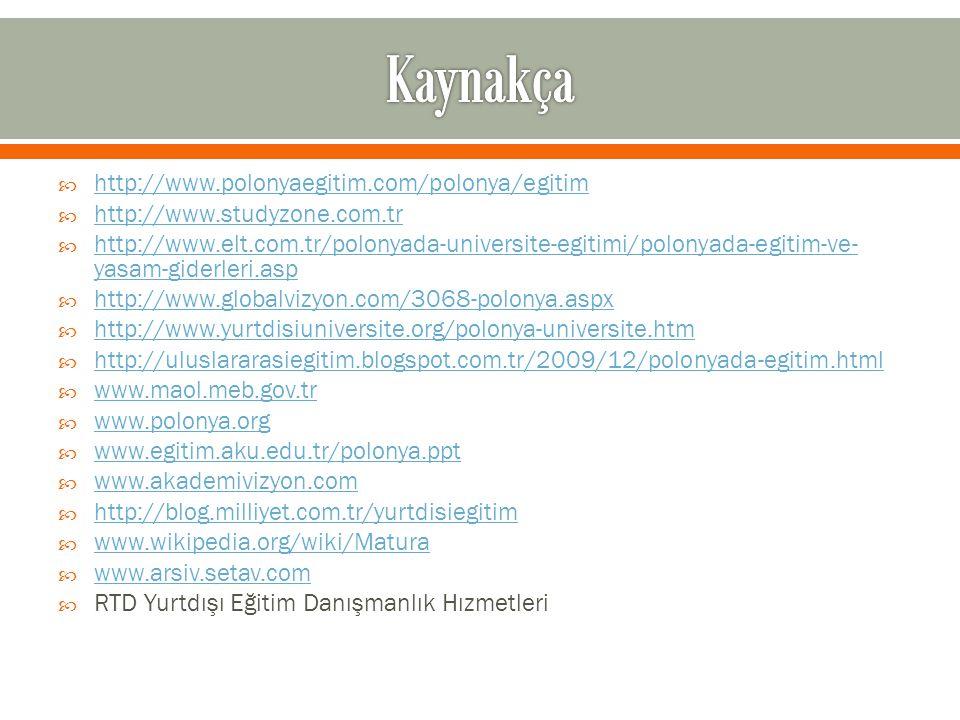  http://www.polonyaegitim.com/polonya/egitim http://www.polonyaegitim.com/polonya/egitim  http://www.studyzone.com.tr http://www.studyzone.com.tr 