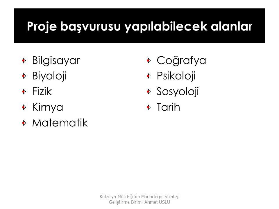 2013 Branş Birincileri Kimya Floresans Karbon Nanotüpler İle Kanser Hücrelerinin Aydınlatılması Kimya Birincilik Matematik Vieta Teoremi Yardımıyla Üçgenlerdeki Bazı Trigonometrik Özdeşliklerin Ve Eşitsizliklerin Elde Edilmesi Psikoloji Lise Öğrencilerinin Eğitim Sistemi Algılarının Metaforlarla Değerlendirilmesi Sosyoloji Ortaöğretim Öğrencilerinin Okul Türlerine Göre Kadın Algılarının Belirlenmesi Tarih Türkiye nin Zor Yılları: Iı.