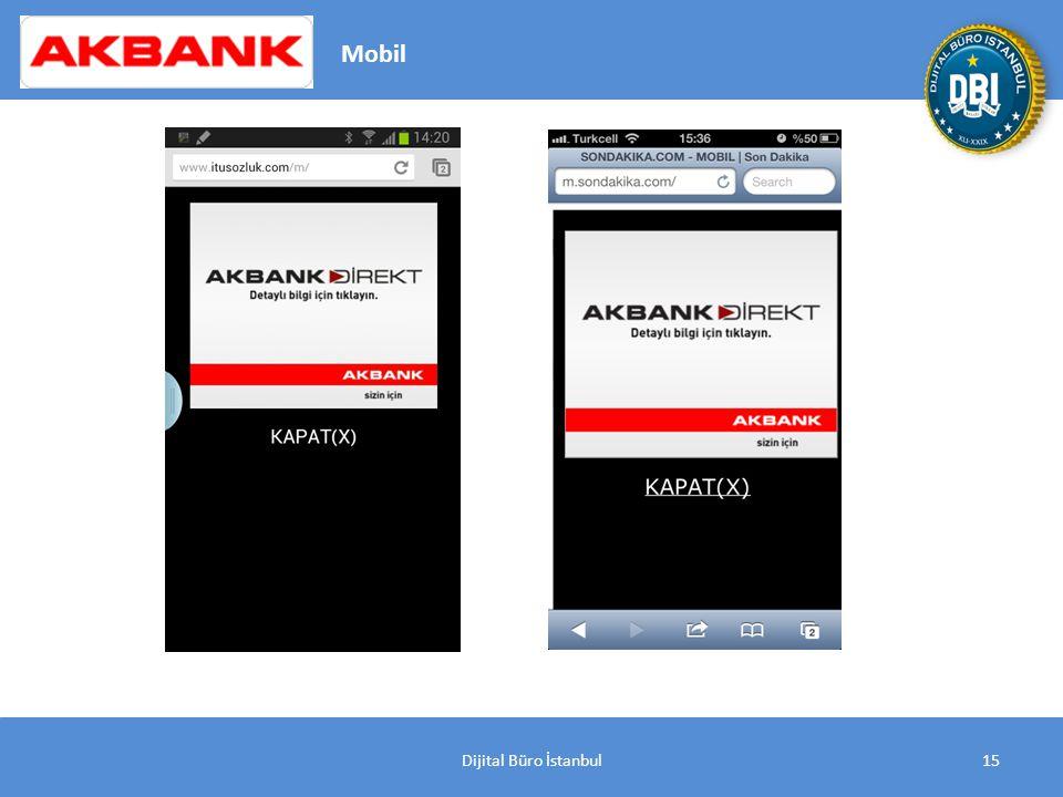 Dijital Büro İstanbul15 Mobil