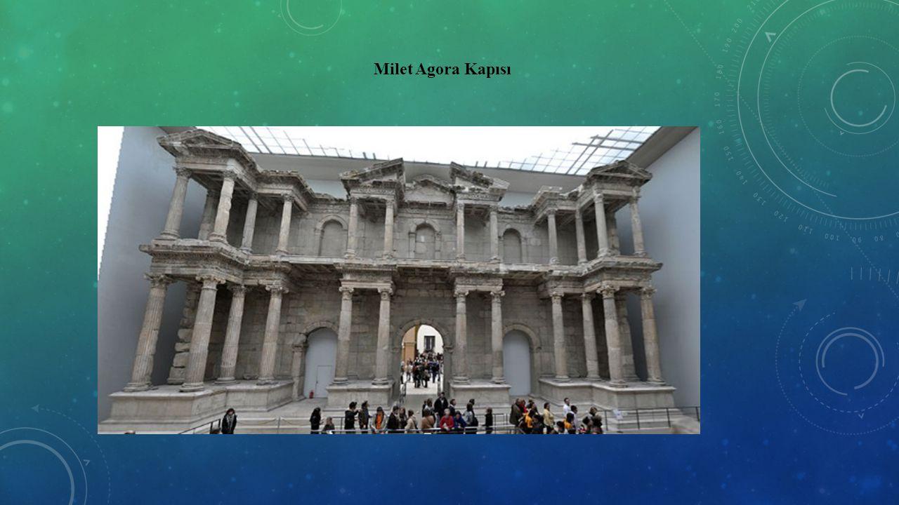 Milet Agora Kapısı
