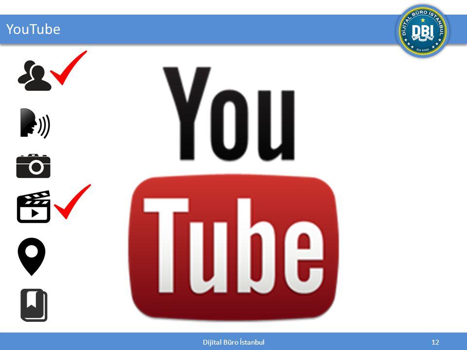 Dijital Büro İstanbul12 YouTube