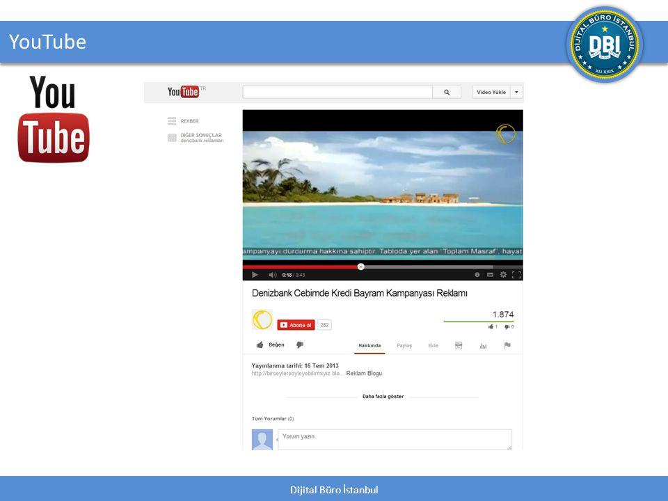 Dijital Büro İstanbul YouTube