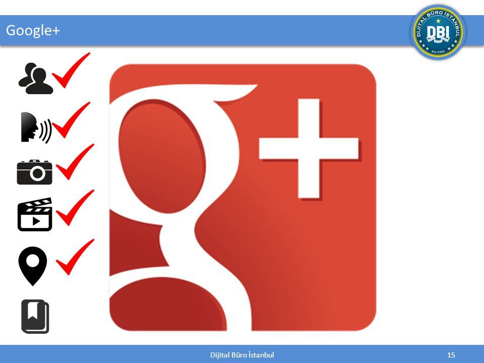 Dijital Büro İstanbul15 Google+