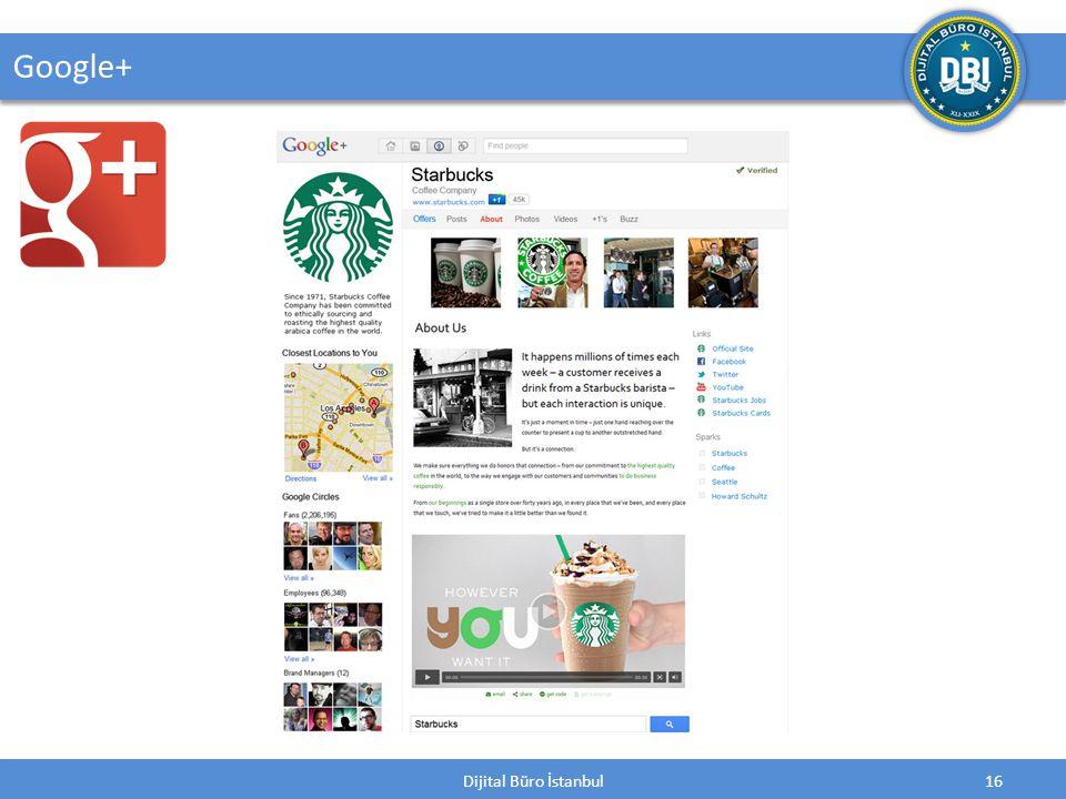 Dijital Büro İstanbul16 Google+