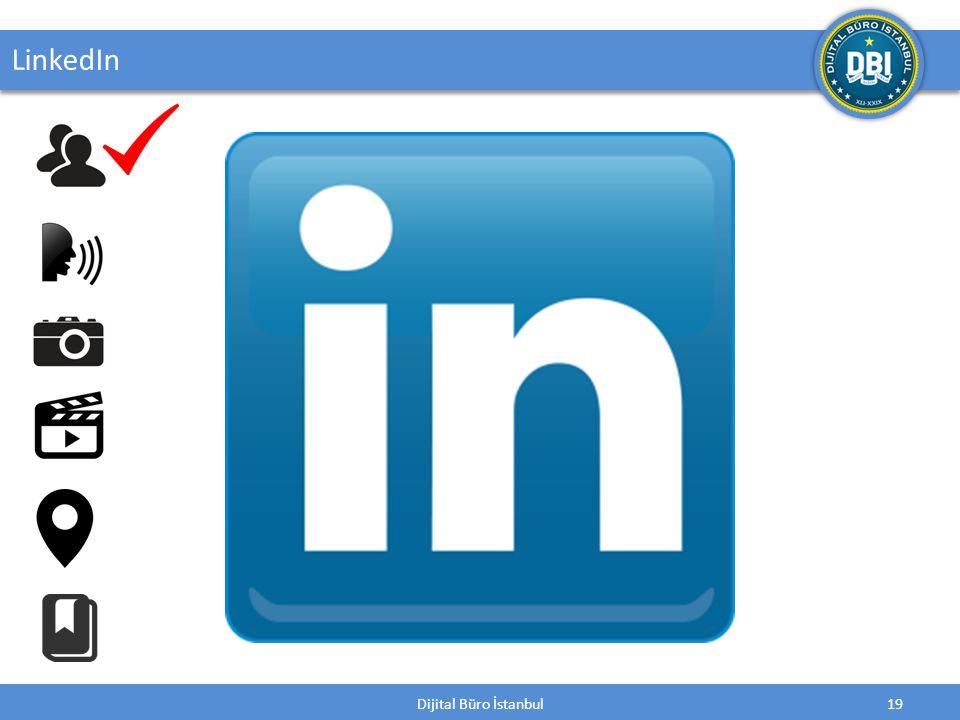 Dijital Büro İstanbul19 LinkedIn