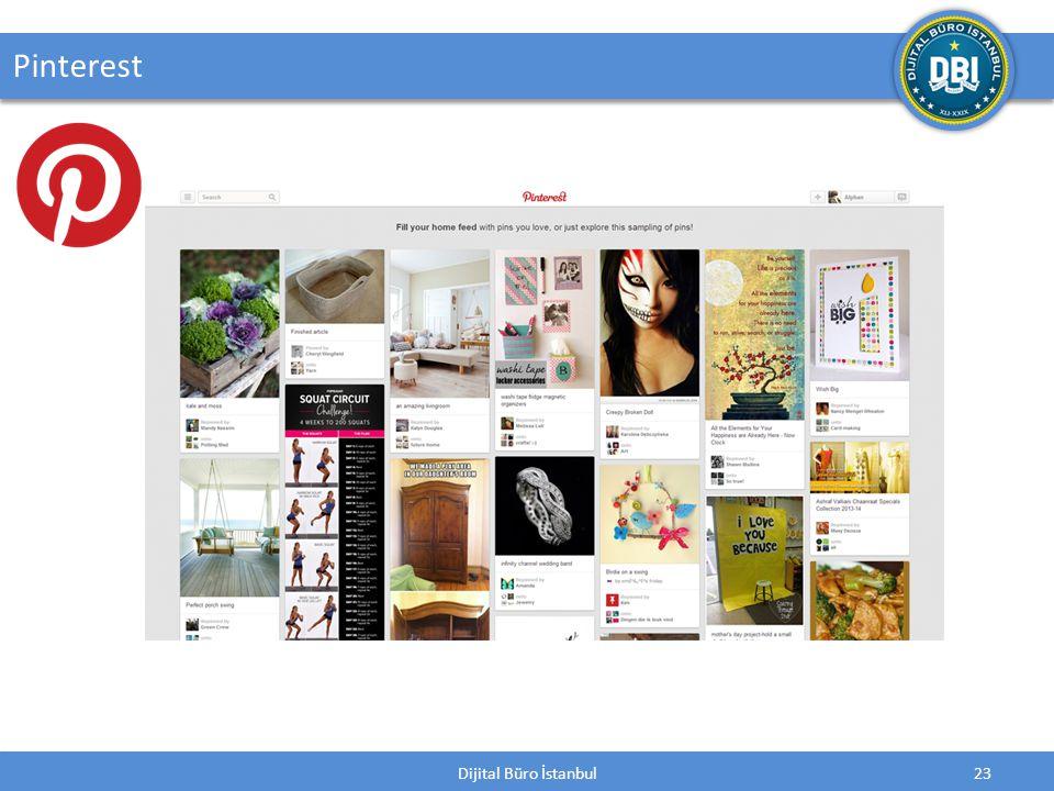 Dijital Büro İstanbul23 Pinterest