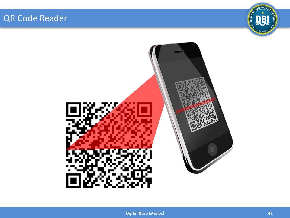 Dijital Büro İstanbul41 QR Code Reader