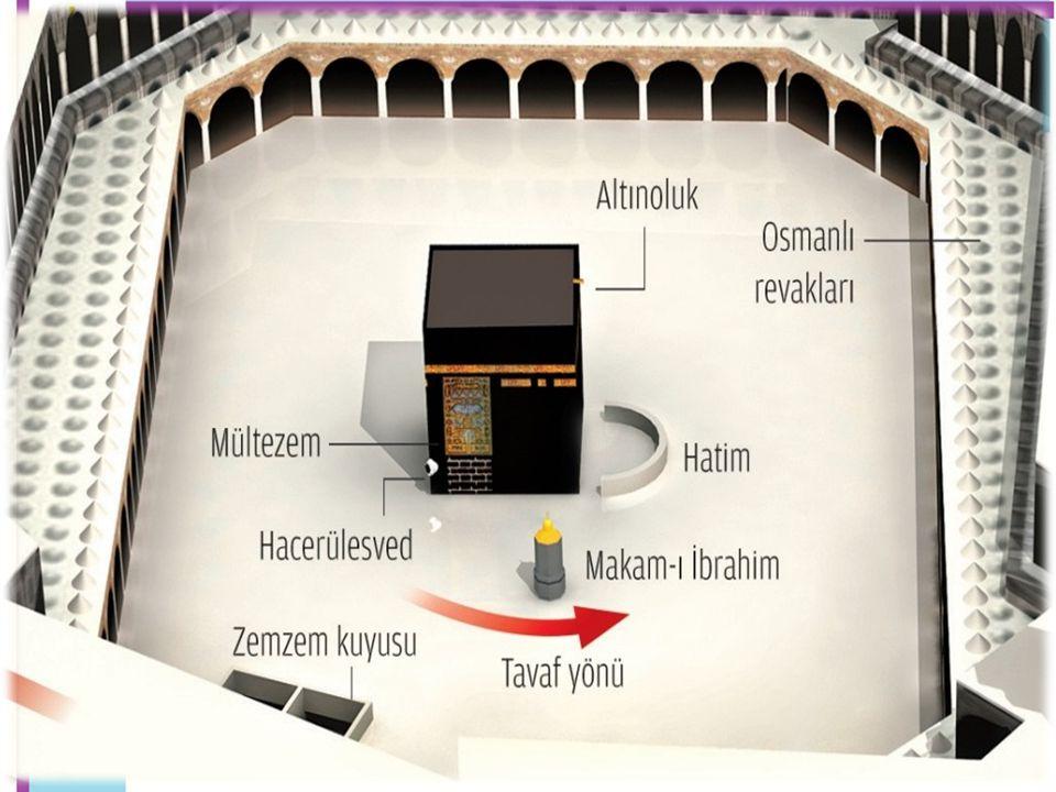 Hz.İbrahim'in (a.s.) Kâbe'yi inşa ederken üzerine çıktığı taştır.