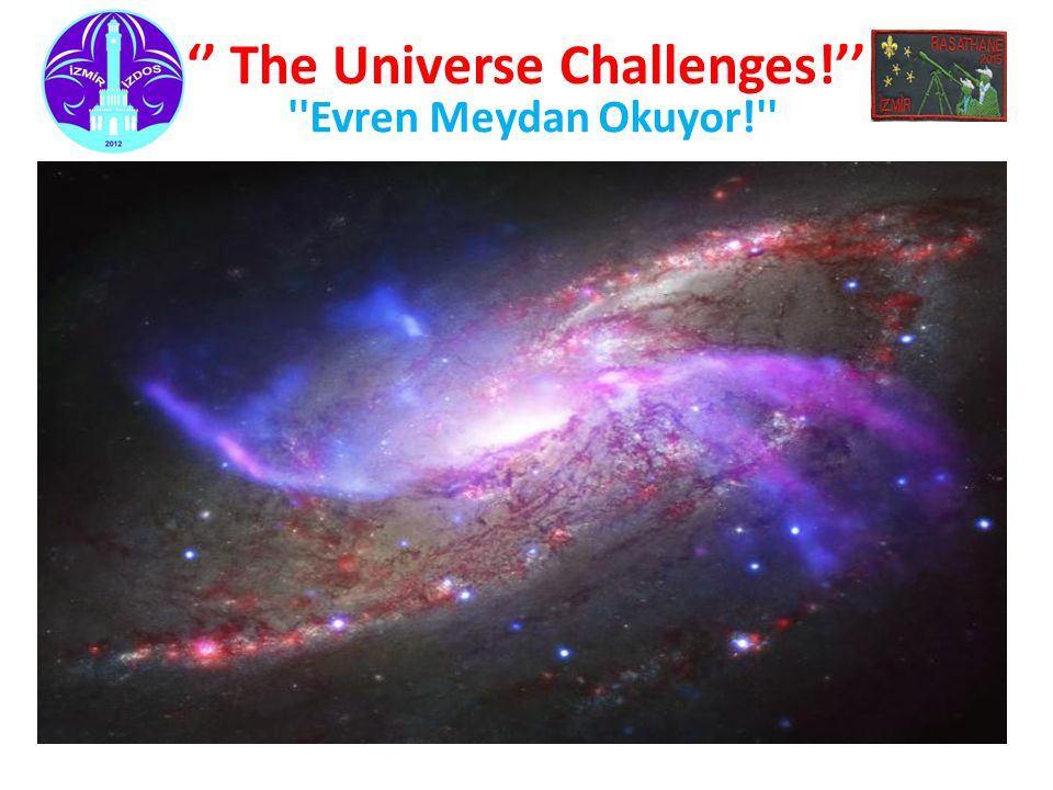 Izdos Scouting and Nature Sportmen Youth and Sports Club has organized a camping to the Egean University Observatory, due to'' The Universe Challenges'' project, 5-6th, June, 2015.