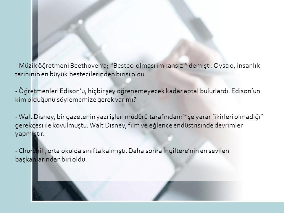DERS ÇALIŞMA SORUNLARININ BELİRGİN SEBEPLERİ VARDIR ;