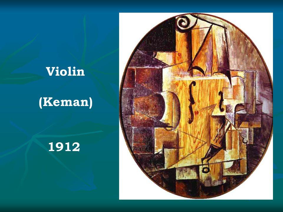 Violin (Keman) 1912