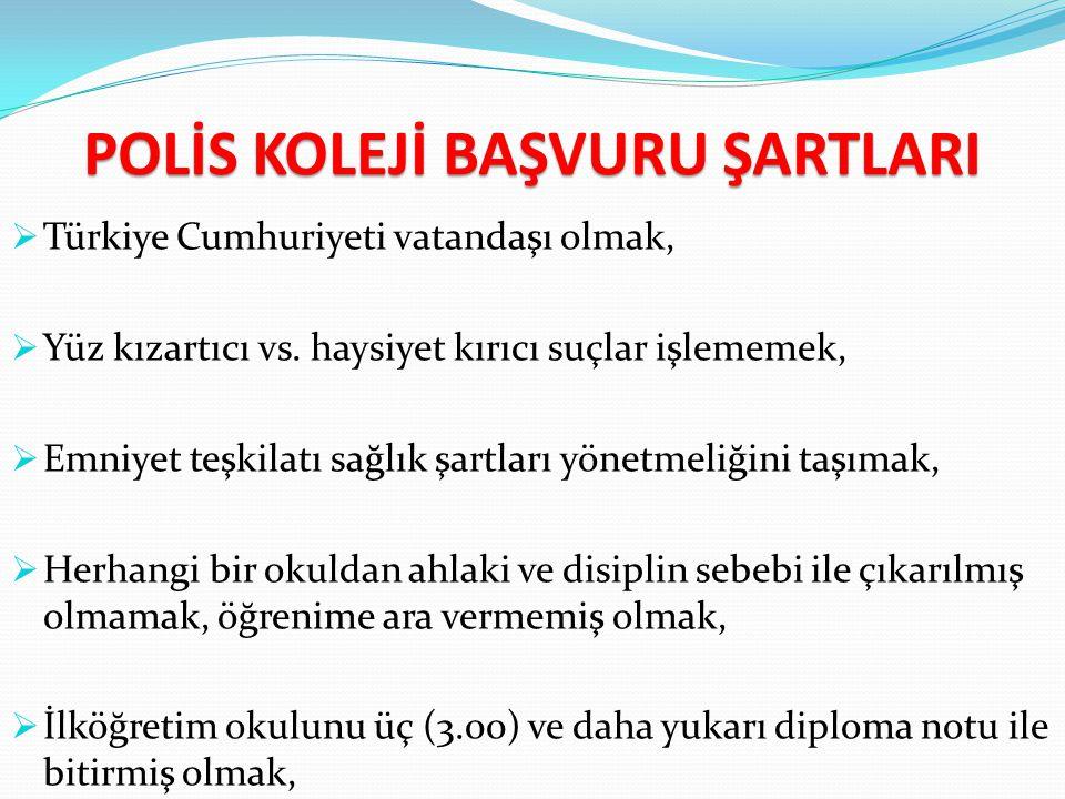 ADAYLAR  Ankara ve Bursa polis koleji, lise derecesinde Milli Eğitim Bakanlığına bağlı Anadolu Liselerinin fen bilimleri öğretimini uygulayan bir ort