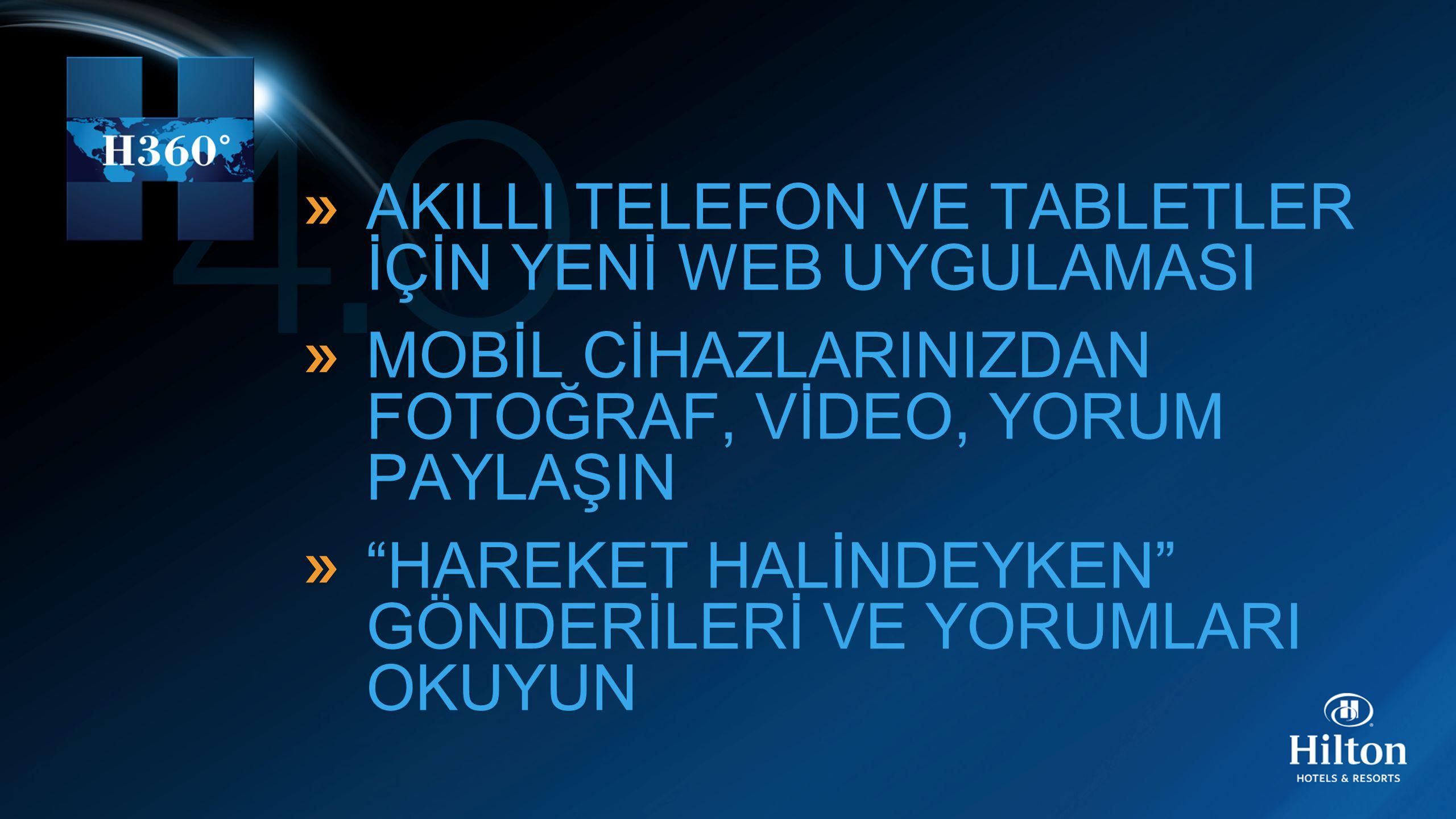 AKILLI TELEFON VE TABLETLER İÇİN YENİ WEB UYGULAMASI MOBİL CİHAZLARINIZDAN FOTOĞRAF, VİDEO, YORUM PAYLAŞIN HAREKET HALİNDEYKEN GÖNDERİLERİ VE YORUMLARI OKUYUN