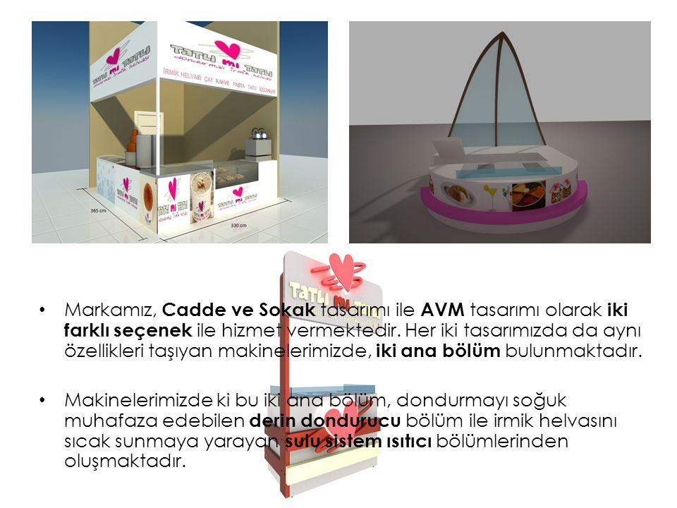 Markamız, Cadde ve Sokak tasarımı ile AVM tasarımı olarak iki farklı seçenek ile hizmet vermektedir.