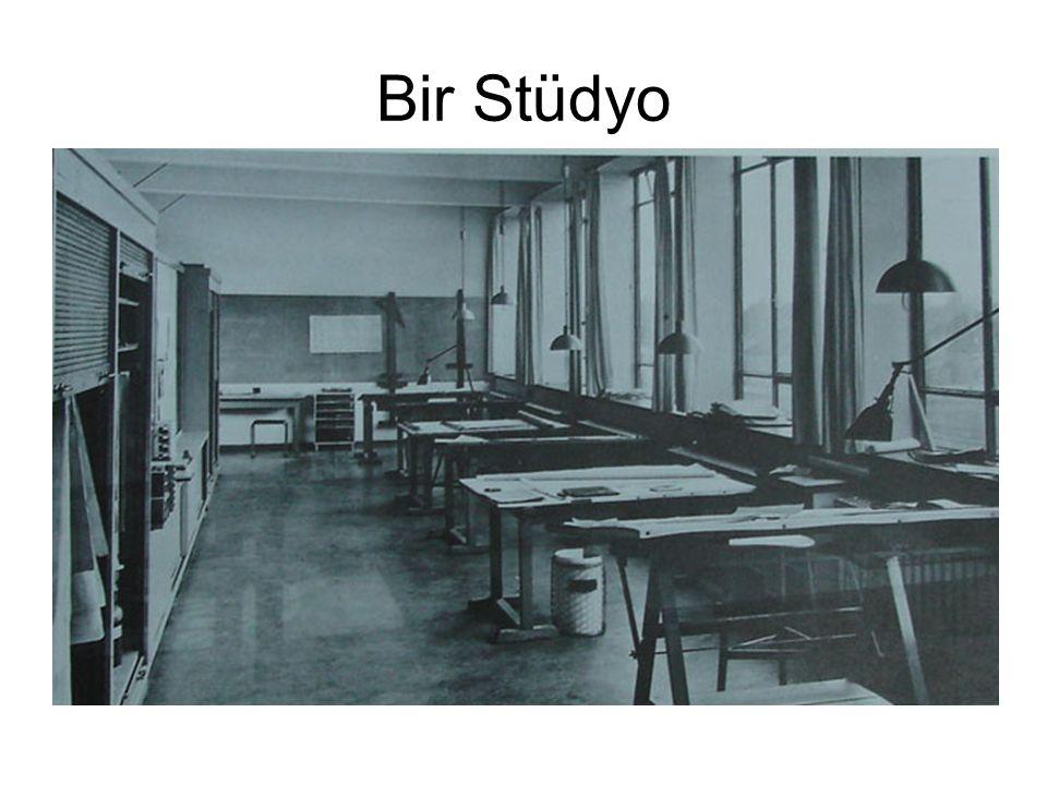 Bir Stüdyo