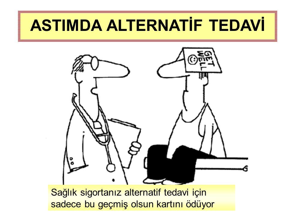 ASTIMDA ALTERNATİF TEDAVİ Sağlık sigortanız alternatif tedavi için sadece bu geçmiş olsun kartını ödüyor