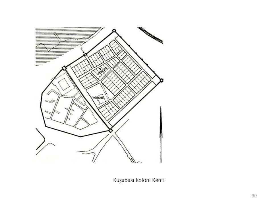 Kuşadası koloni Kenti 30