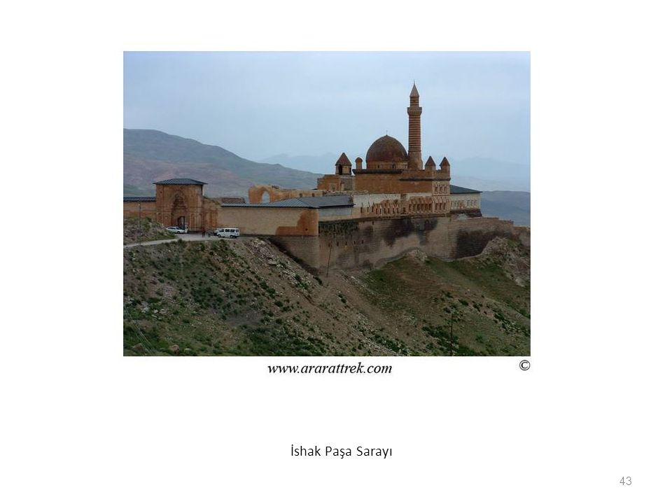 İshak Paşa Sarayı 43
