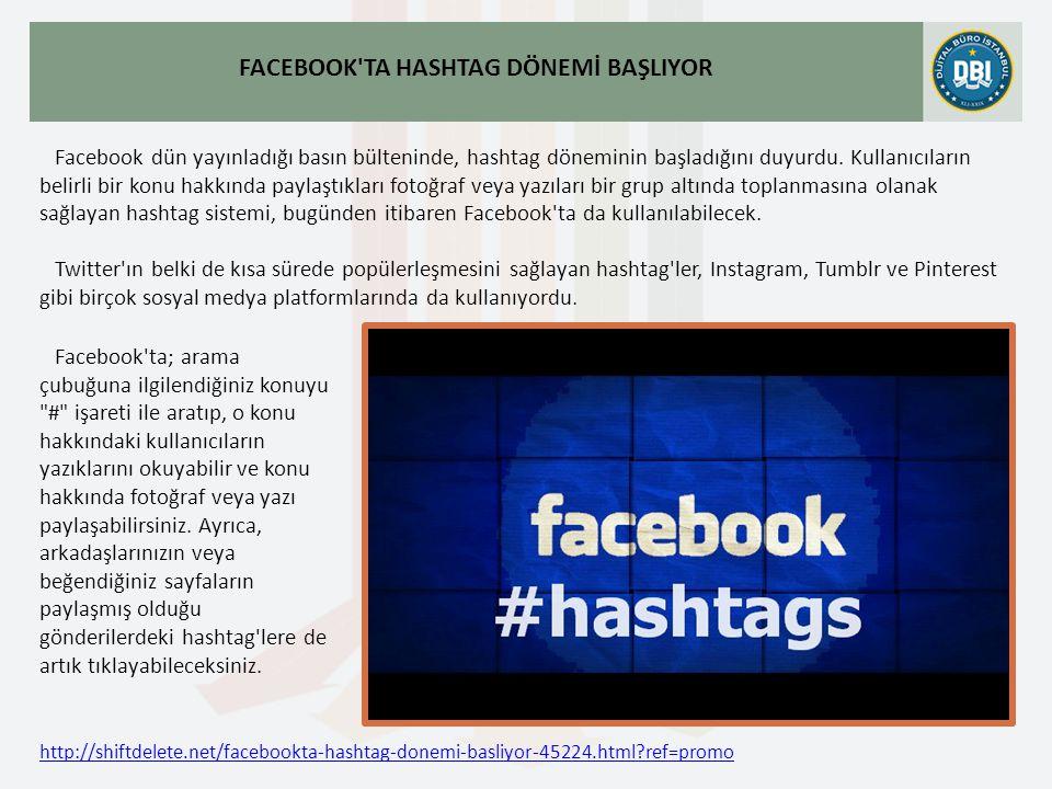 http://shiftdelete.net/facebookta-hashtag-donemi-basliyor-45224.html ref=promo Facebook dün yayınladığı basın bülteninde, hashtag döneminin başladığını duyurdu.