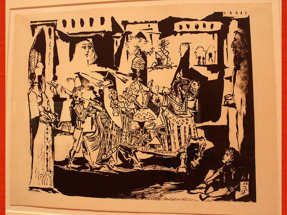 Yola Çıkı ş Vallauris, 20 Mayıs 1951 Çinkoya aktarılmı ş Yola Çıkı ş 'ın baskısı üzerine kalem ve lavi çalı ş ılmı ş ş effaf kâ ğ ıt The Departure Val
