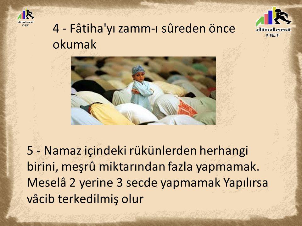 Namazın Sünnetleri Sünnet;Allah Resulü'nün devamlı olarak yaptığı,bir mazeret olmaksızın terk etmediği şeylerdir.