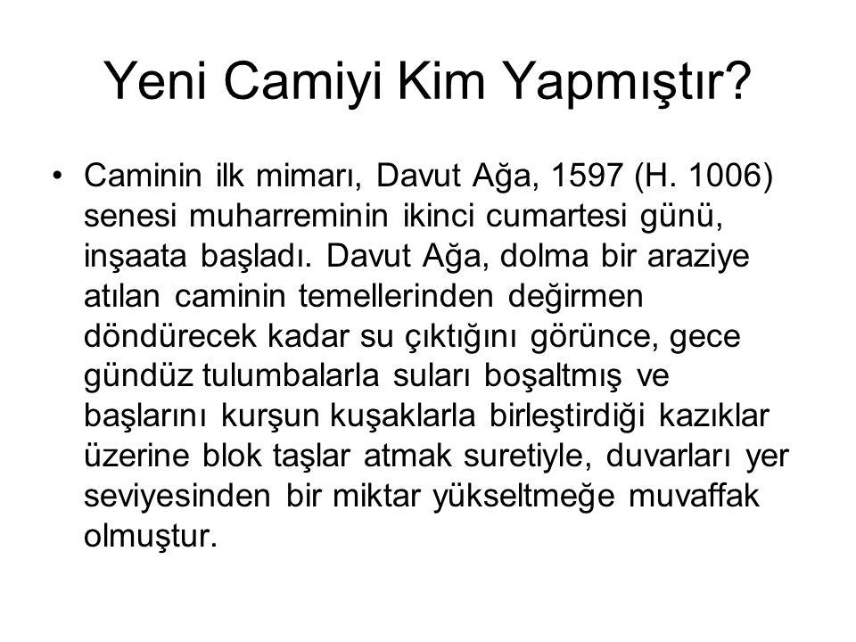 Yeni Cami Nerededir.Yeni Cami 41.030357 enlem ve 28.859747 boylamda yer almaktadır.