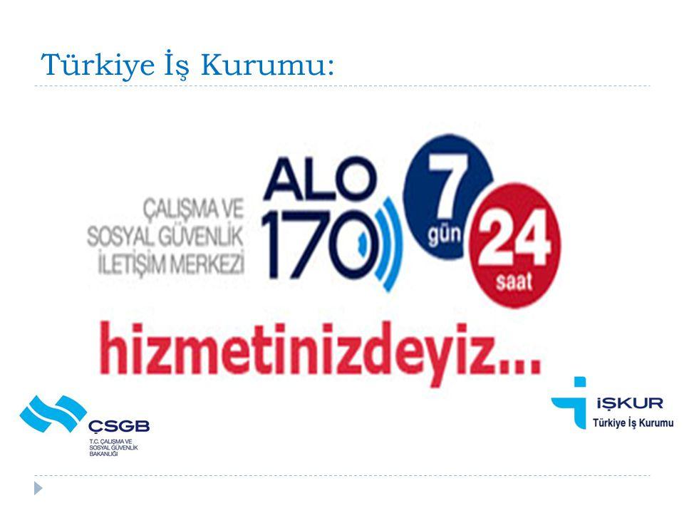 Türkiye İş Kurumu: