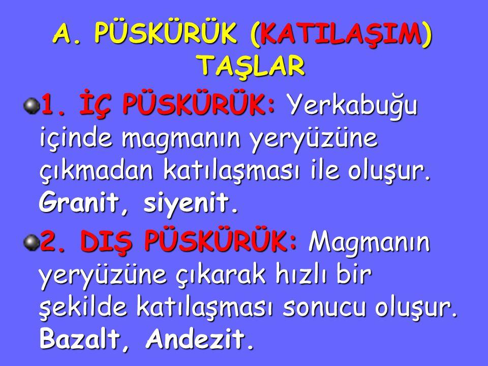 ANDEZİT GRANİT