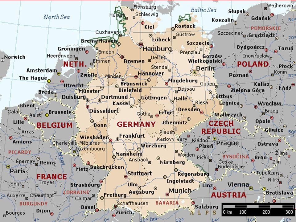 TARİHÇESİ Bismarck,1871 de Alman birliğini sağlayarak Alman İmparatorluğu nu kurmuştur.