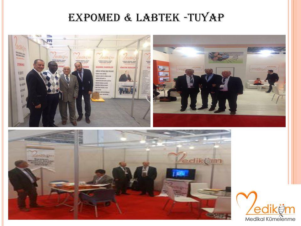 EXPOMED & LABTEK -TUYAP