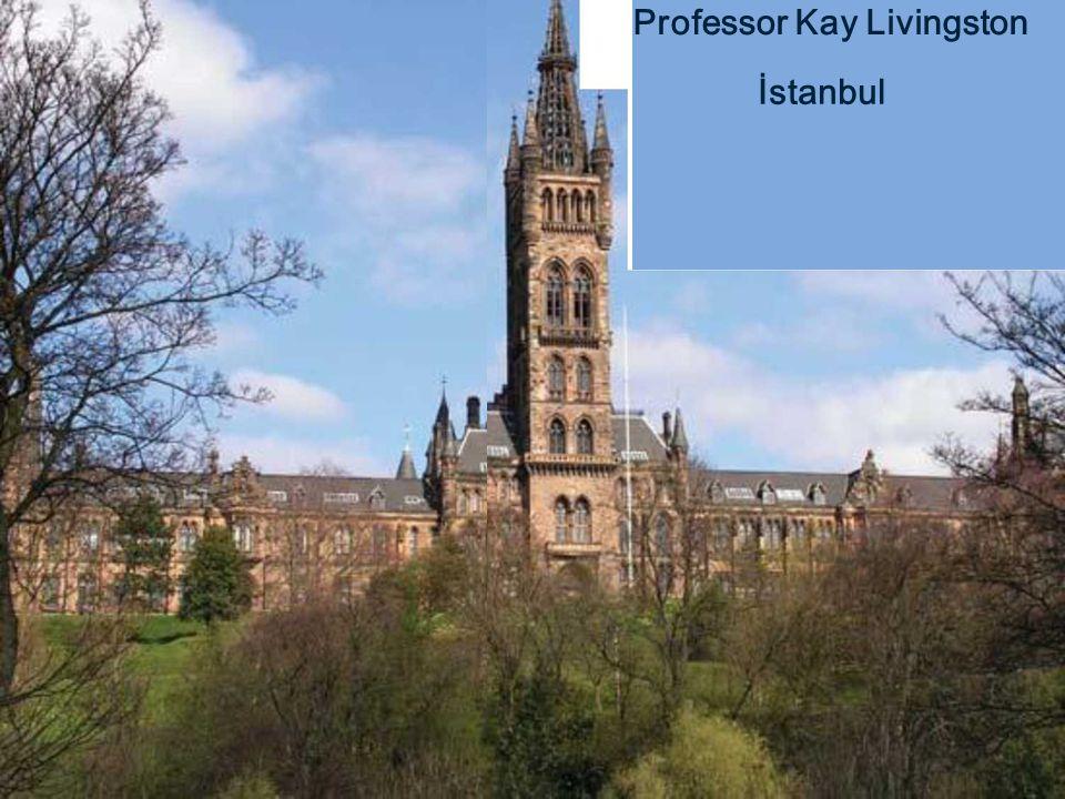 Professor Kay Livingston İstanbul