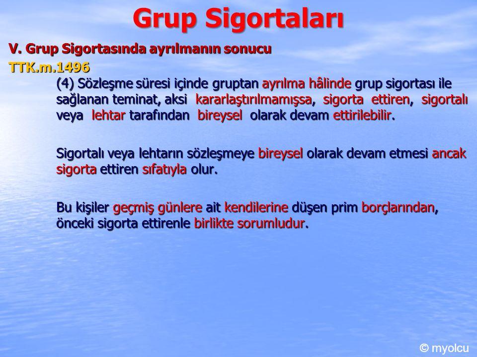 Grup Sigortaları V.