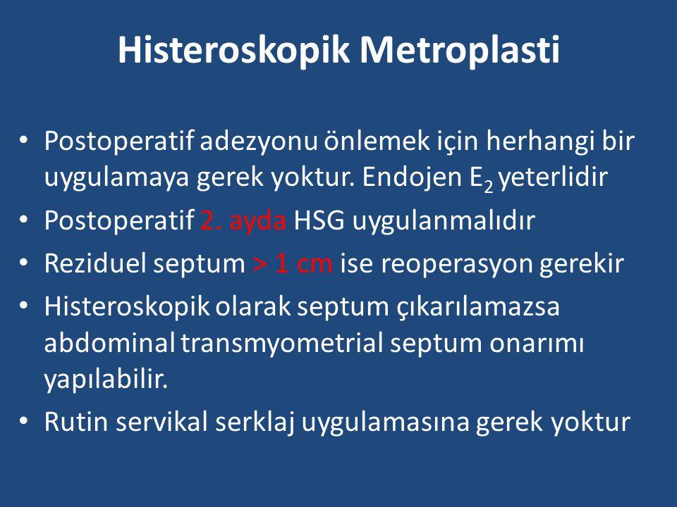 İmmunolojik Disfonksiyon Şüphesi Immunoterapi Paternal hücre immunizasyonu Dönor hücre immunizasyonu Trofoblast membran infüzyonu IVIG Glukokortikosteroid Prednison 0.5-0.8 mg/kg Canlı Doğum Oranı  PPROM, GDM, PIH 