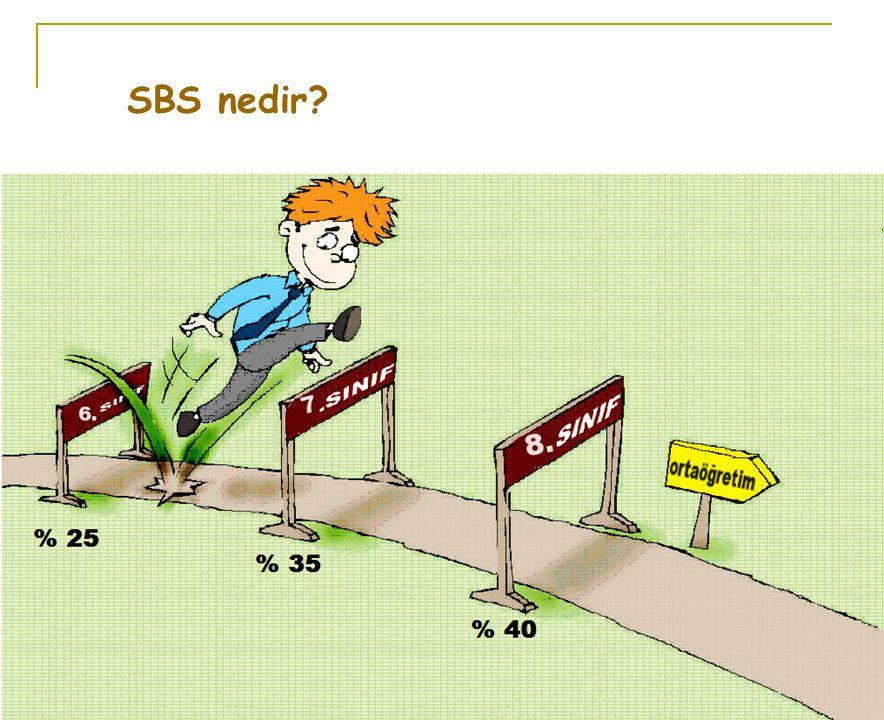 SBS nedir?