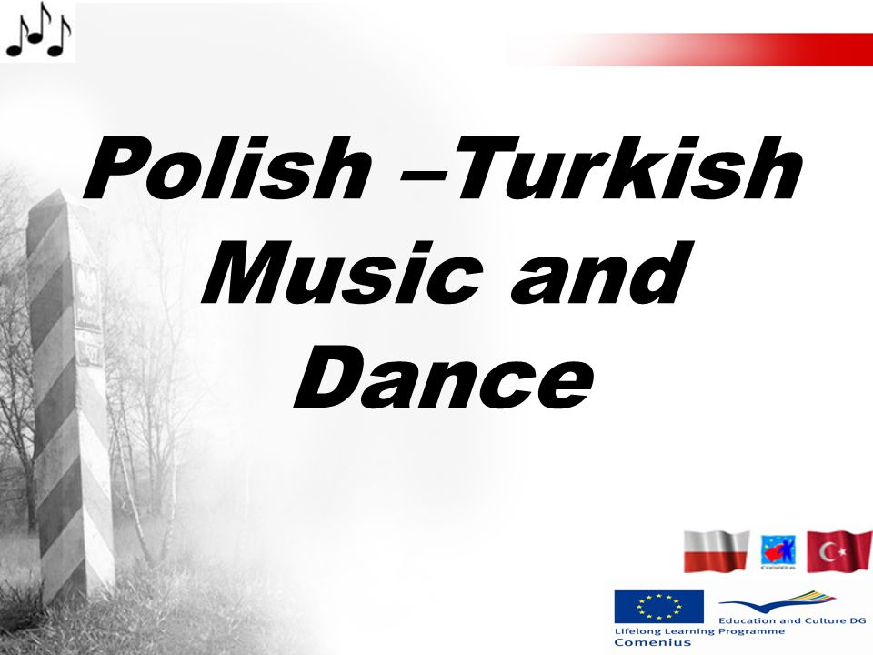 Polish –Turkish Music and Dance