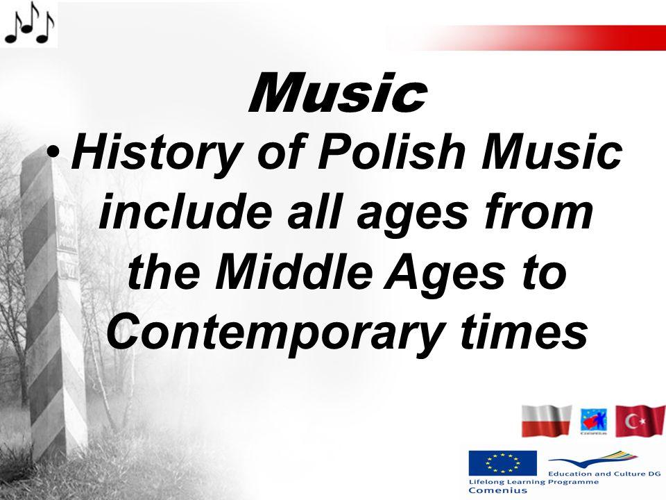 The Most Famous Polish Composers Fryderyk Chopin Ignacy Jan Paderewski Stanisław Moniuszko