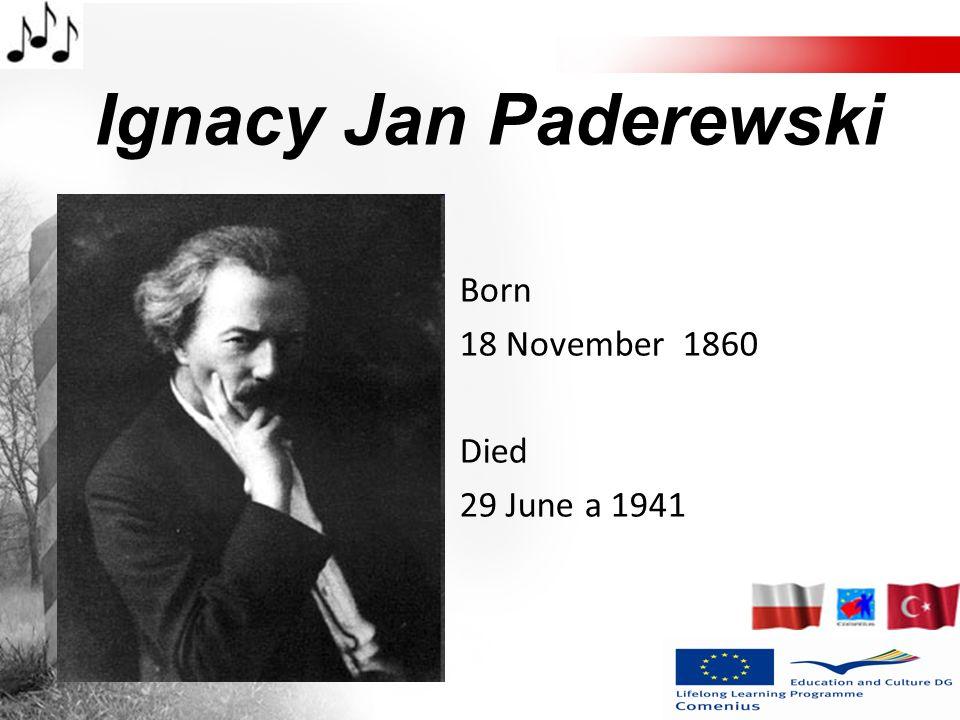 Stanisław Moniuszko Born 5 may 1819 Died 4 June 1872