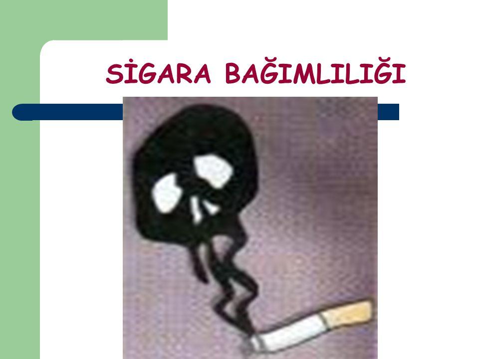 UYUŞTURUCU FELAKETİ Uyuşturucu maddeler, beyin ve akıl sağlığının en büyük düşmanıdır.