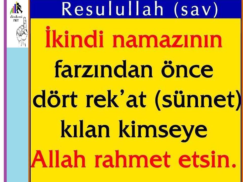 Besmele çekeriz. Fatiha sûresini okuruz. Besmele çekeriz. Fatiha sûresini okuruz.
