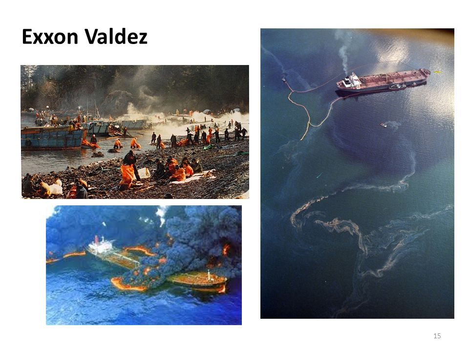 Exxon Valdez 15